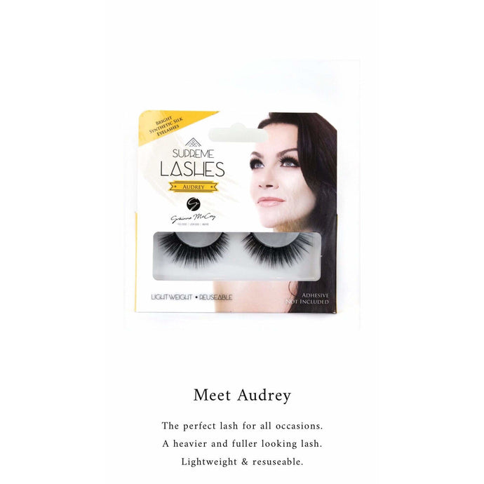 Grainne McCoy Cosmetics False Lash Audrey Lash give us beauty Grainne McCoy Makeup Artist