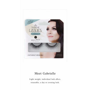 Grainne McCoy Cosmetics False Lash Gabrielle Lash give us beauty Grainne McCoy Makeup Artist