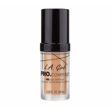 Pro Coverage Foundation | L.A Girl - Give Us Beauty