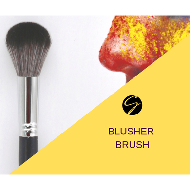 Grainne McCoy Cosmetics Makeup Brush Blusher Brush give us beauty Grainne McCoy Makeup Artist