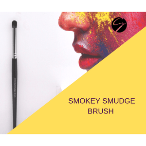 Grainne McCoy Cosmetics Makeup Brush Smokey Smudge Brush give us beauty Grainne McCoy Makeup Artist