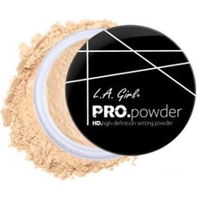 Load image into Gallery viewer, HD Pro Setting Translucent Powder | L.A Girl - Give Us Beauty