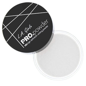 HD Pro Setting Translucent Powder | L.A Girl - Give Us Beauty