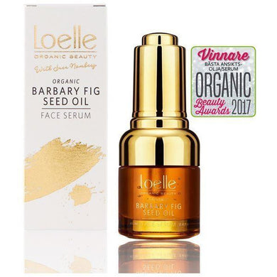 Barbary Fig Seed Oil Face Serum | Loelle Organic Beauty