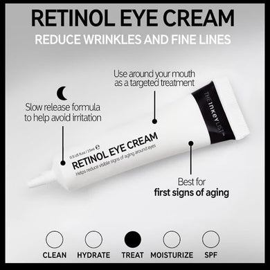 Retinol Eye Cream | The Inkey List