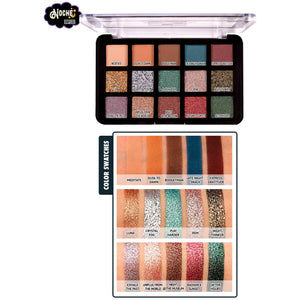 Cop Tri-Element 15 Shadow Palette - Dia & Noche | JCat Beauty - Give Us Beauty