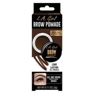 LA GIRL brow gel Brow Promade All Day Wear  | L.A.Girl give us beauty Grainne McCoy Makeup Artist