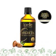 Organic & Cold Pressed Argan Oil - Loelle Organic - Give Us Beauty