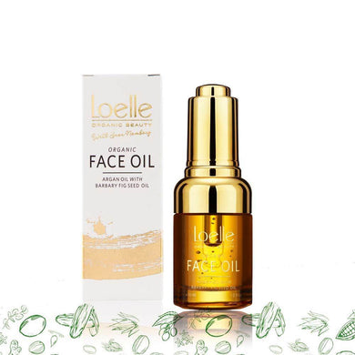 Organic Burbury Fig Face Oil | Loelle Organic Beauty - Give Us Beauty