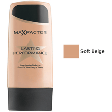 Load image into Gallery viewer, Max Factor Foundation Lasting Performance Foundation give us beauty Grainne McCoy Makeup Artist