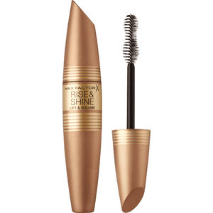 max Factor Mascara Rise & Shine Mascara | Max Factor give us beauty Grainne McCoy Makeup Artist