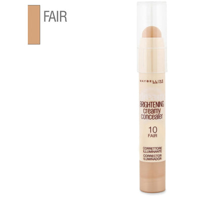 maybelline concealer 10 Fair Brightening Creamy Concealer | Maybelline give us beauty Grainne McCoy Makeup Artist