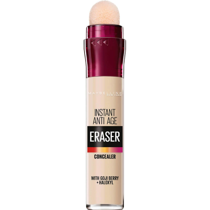 Maybelline Concealer Ivory Instant Anti Age Eraser Multi-Use Concealer give us beauty Grainne McCoy Makeup Artist