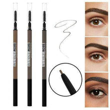 Load image into Gallery viewer, Maybelline Eye Brow Pencil Brow Ultra Slim Defining Pencil | Maybelline give us beauty Grainne McCoy Makeup Artist