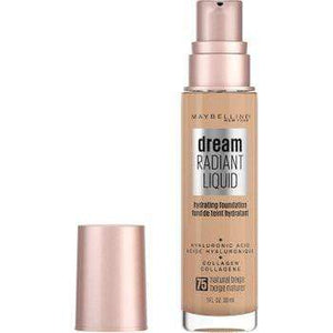 Maybelline Foundation Maybelline Dream Radiant Liquid Foundation give us beauty Grainne McCoy Makeup Artist