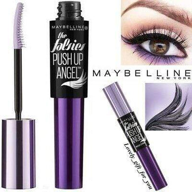 maybelline mascara Push Up Angel Mascara Very Black | Maybelline give us beauty Grainne McCoy Makeup Artist