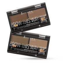 Load image into Gallery viewer, Brow This Way Sculpting Kit | Rimmel London