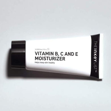 Vitamin B, C & E Moisturiser | The Inkey List™