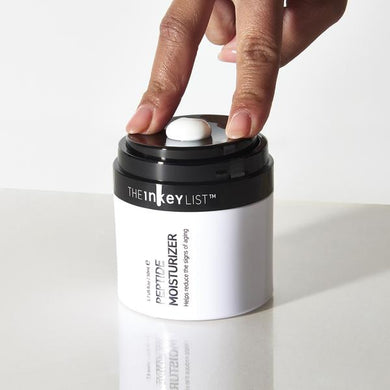 Peptide Moisturiser | The Inkey List