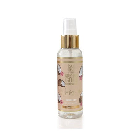 Dripping Gold Self Tanning Face Mist Coconut Scent | SoSume