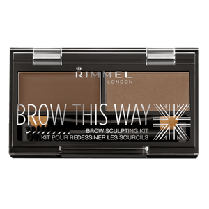 Brow This Way Sculpting Kit | Rimmel London