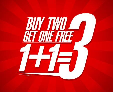 Buy 2 Get 1 EXTRA FREE Bundle