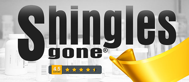 ShinglesGONE Gel - 4oz