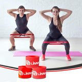 Red Resistance Flexbands