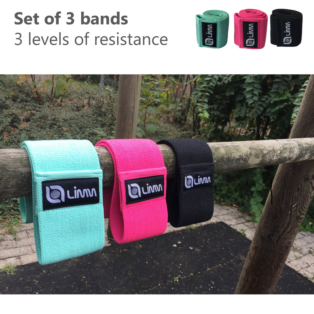 Booty Resistance Hip Bands