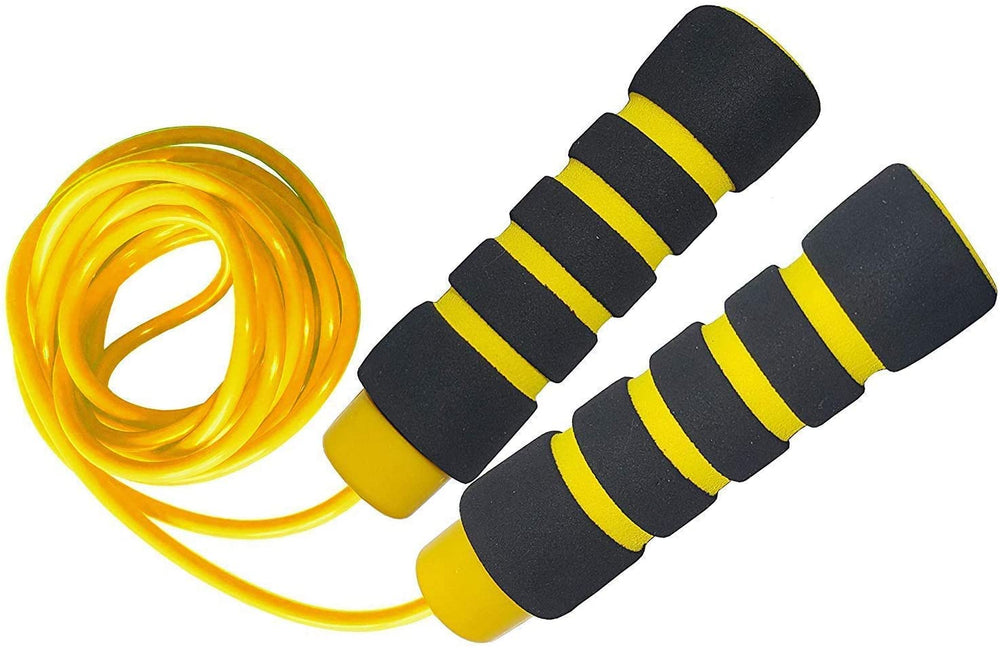 Limm Resistance Bands Set of 5 and Limm Yellow Jump Rope