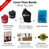 Compression Floss Bands
