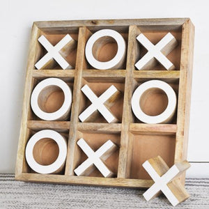 Tic Tac Toe Box
