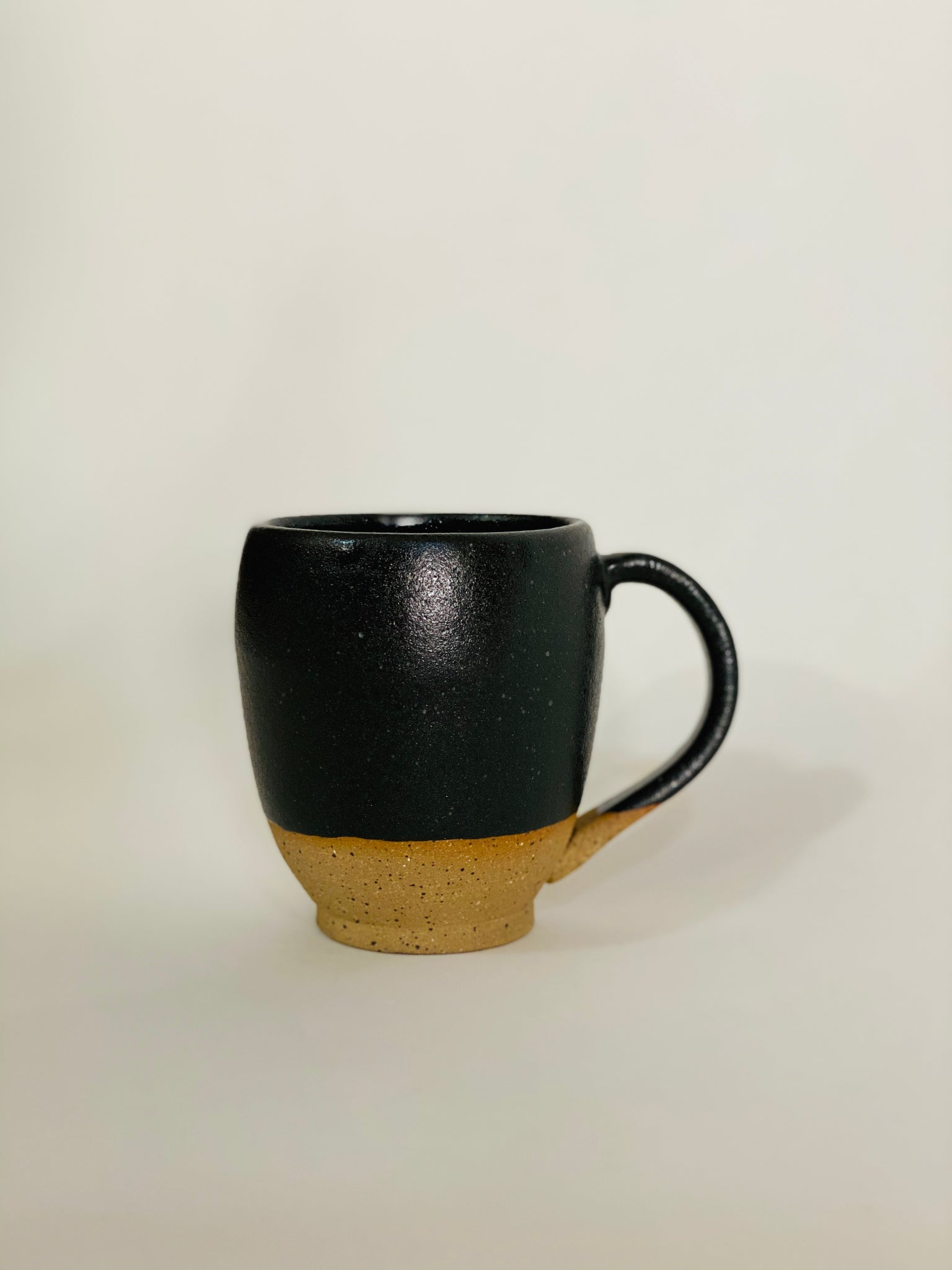 The Original Mug - Large Matte Black