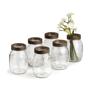 Flower Cutting Jar