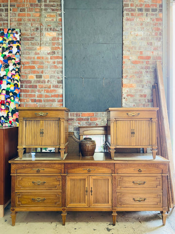 Traditional Dresser (Price Includes Customization)