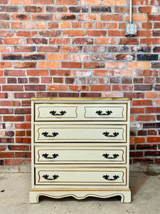 French Provincial Chest (Price Includes Customization)