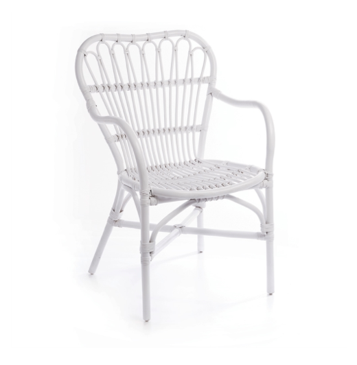 White American Revival Cafe Chair