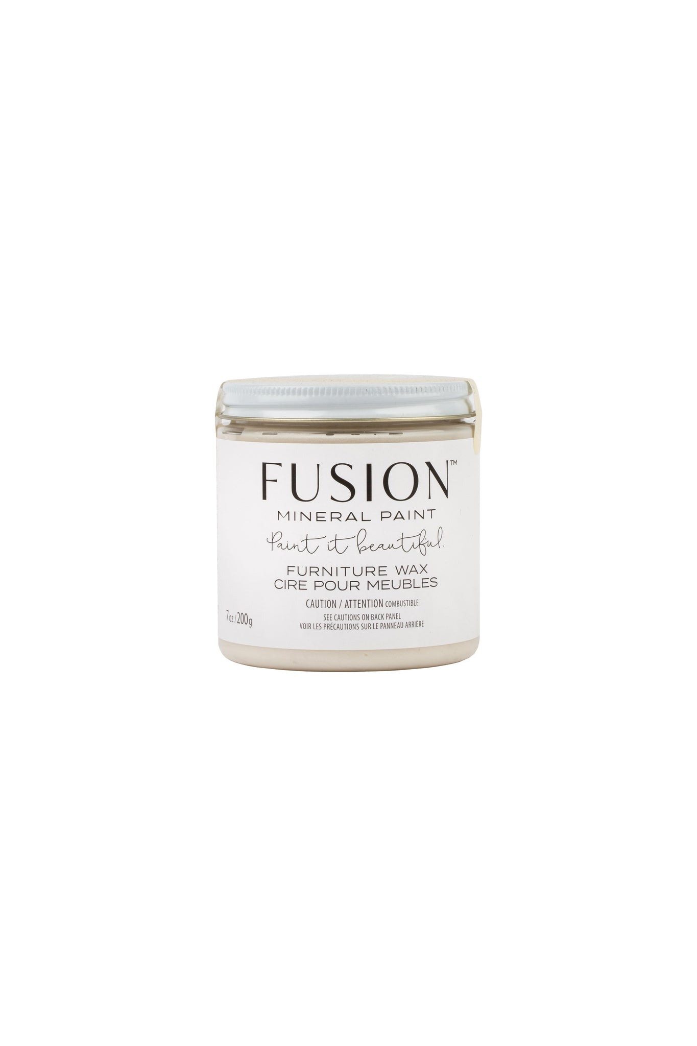 Furniture Wax - Clear with Lavender scent
