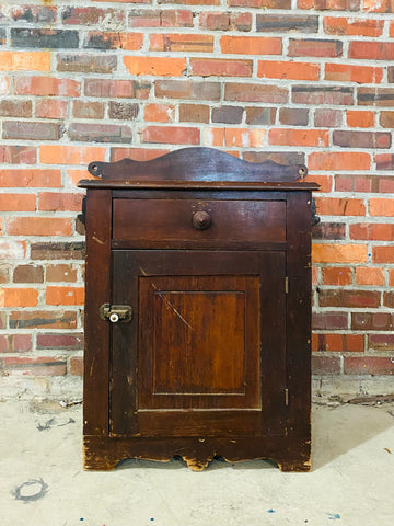 Primitive Cabinet (price includes customization)