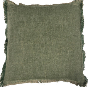 Savannah Pillow in Green