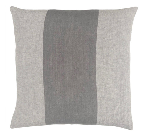 Riviera linen pillow - square