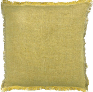 Savannah Pillow in Yellow