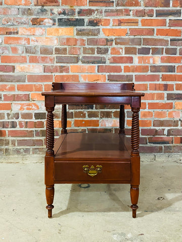 Antique Side Table (as is)