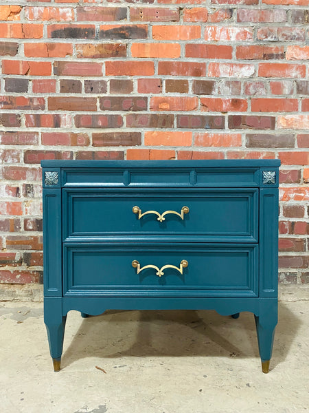 American of Martinsville Bedside Table