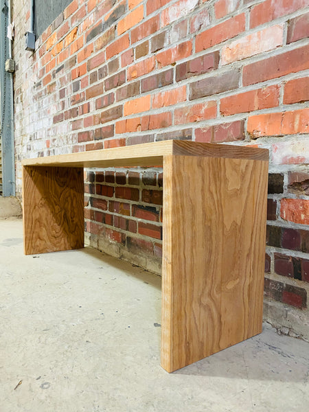 Keefer Woodworks Bench
