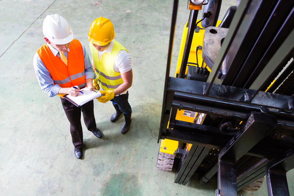 Warehouse Safety Checklist: Tips For Getting Your Warehouse to OSHA Standards