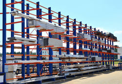 cantilever rack installation and configuration guide