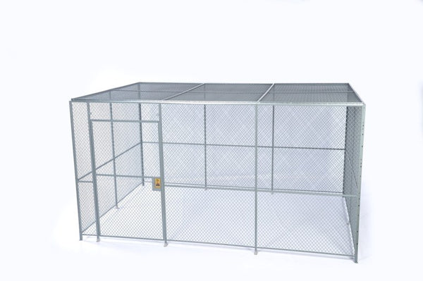 what are wire mesh cges