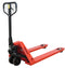 "Narrow Short Industrial Pallet Truck, 21""W x 36""L"