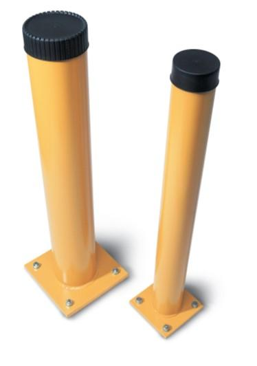 "Safety Bollard, 40""H - 4"" Diameter"